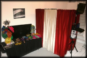 Booths, Props, Memory Album