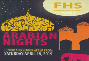 Frederick HS After Prom