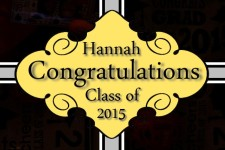 Hannah Grad Gallery Cover