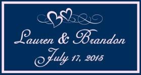 Lauren and brandon cover