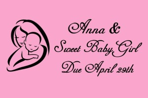Anna Baby Shower Gallery